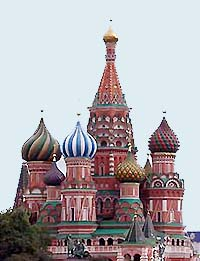 St Basil Cathedral _Moscow